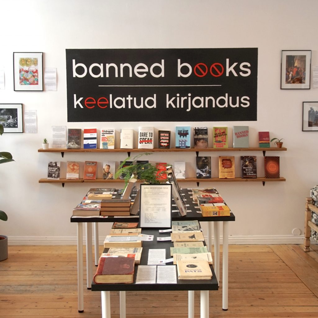 Banned Books Museum
